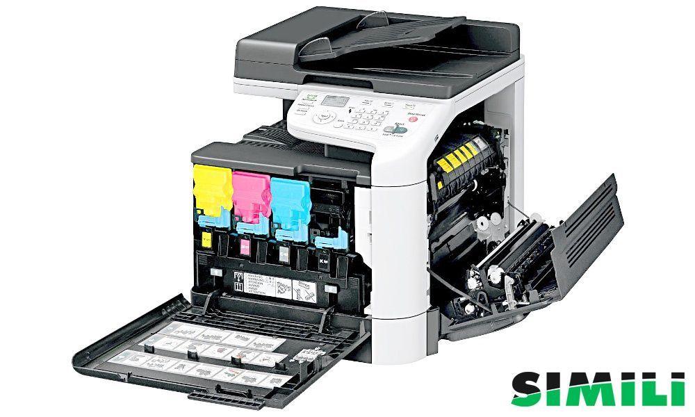 Ремонт и диагностика принтеров  .