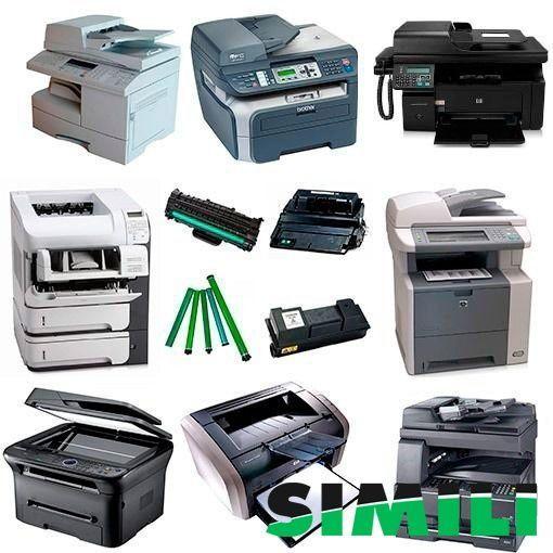 Диагностика принтера hp  .