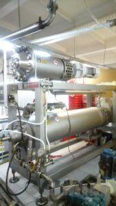 Маслообразователь — вотатор Schroder Kombinator  KT-250*2000 ECS 11/4153-1-f (Германия), пр-ть 2000