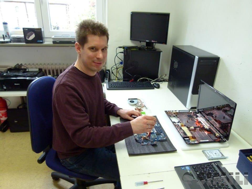 Компьютерный ремонт