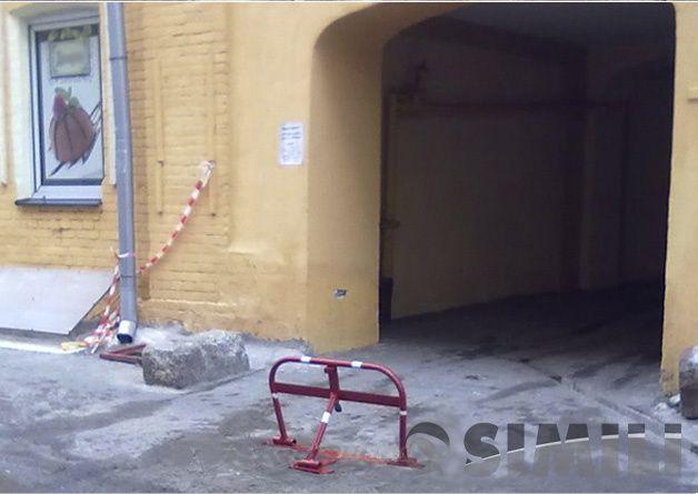 АКЦИЯ! Парковочный барьер – 2000 руб.