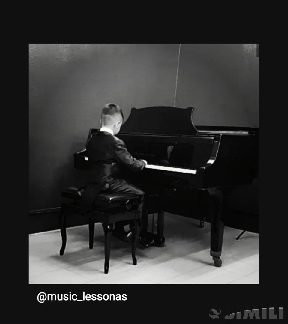 Уроки Фортепиано Москва