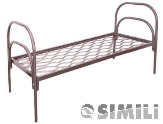 Кровати металлические от производителя, для дома, дачи, отдыха