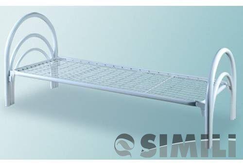 Кровати металлические для госпиталей от производителя