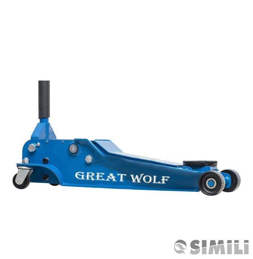 Great Wolf Домкрат подкатной 3.5т