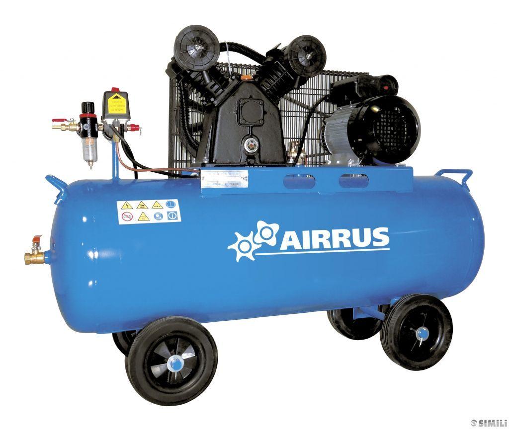 Компрессор поршневой Airrus 100 л