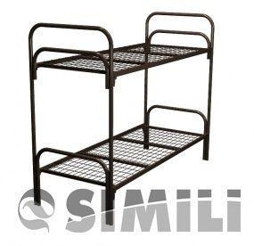 Купить кровати металлические для домов отдыха, санаториев