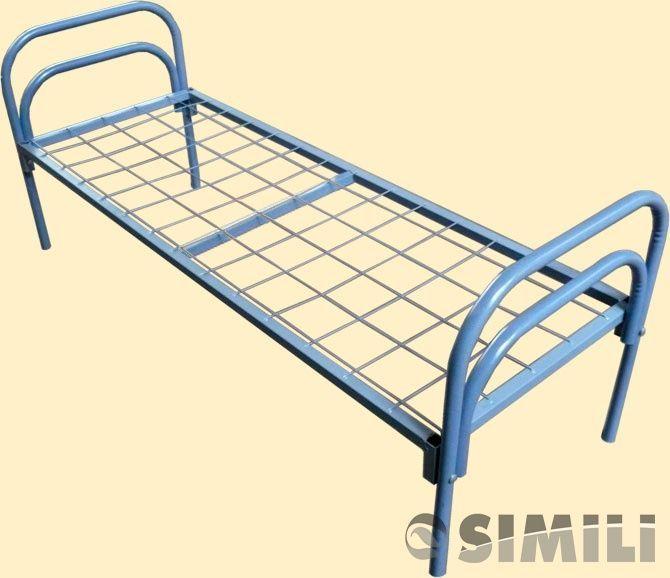 Кровати металлические для рабочих, вагончиков, бытовок