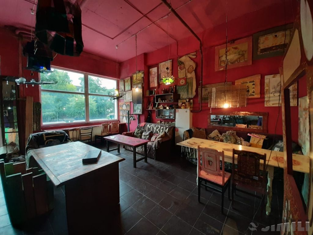 В Музее Чизкейка сдаются залы для мероприятий площадью 40 и 35 кв. м