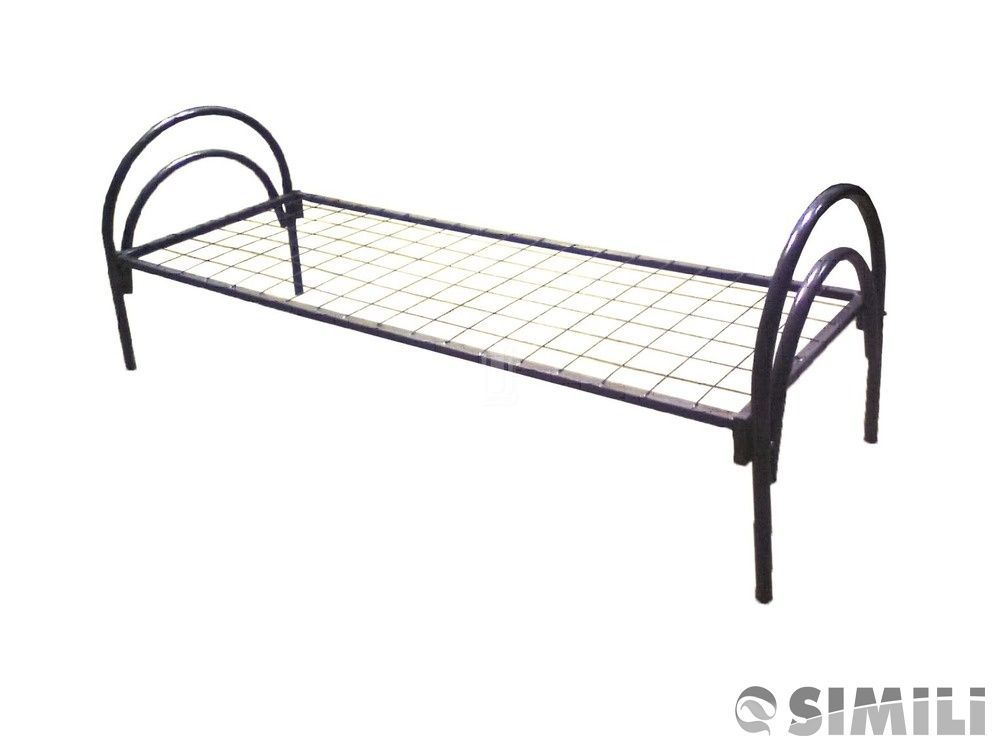 Кровати металлические для лагерей, санаториев
