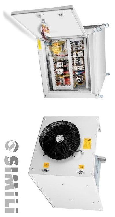 Чиллер hitema мощность охлаждения от 1 квт