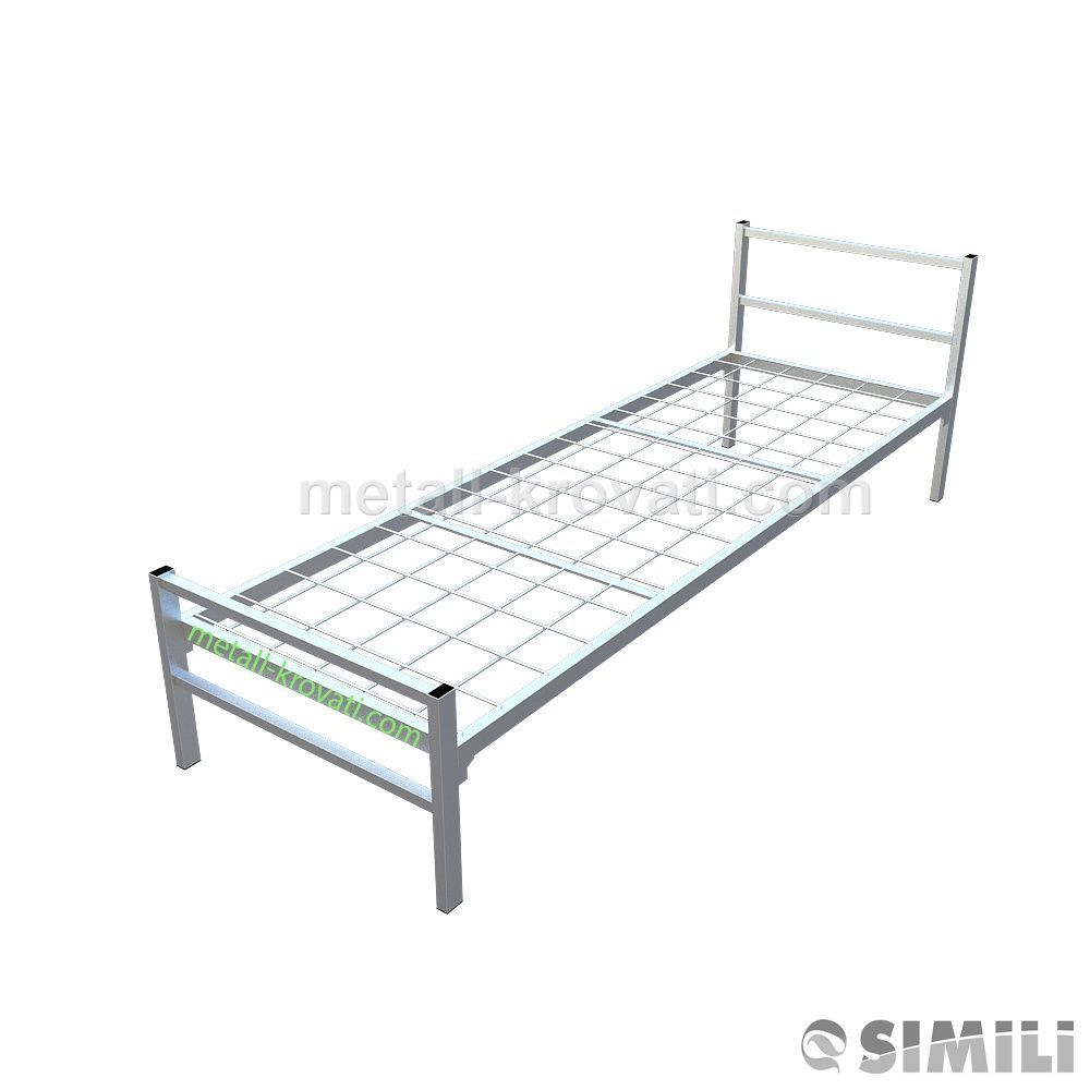 Кровати металлические купить оптом в больницы и госпитали
