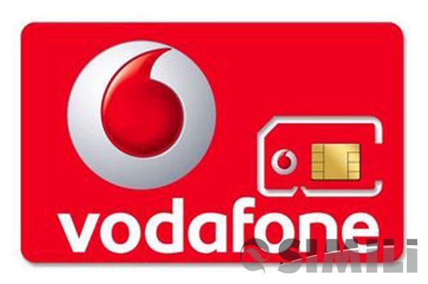 Сим карты Англии: Vodafone, Lebara, Three для приема СМС.