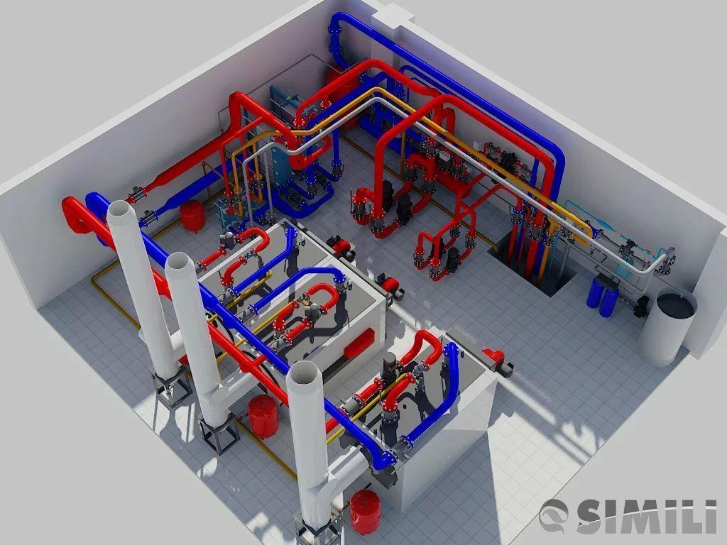 Качественное проектирование инженерных сетей и теплоснабжения