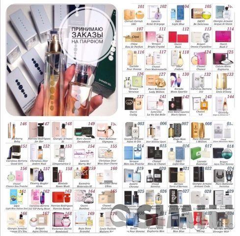 элитная парфмерия от производителя