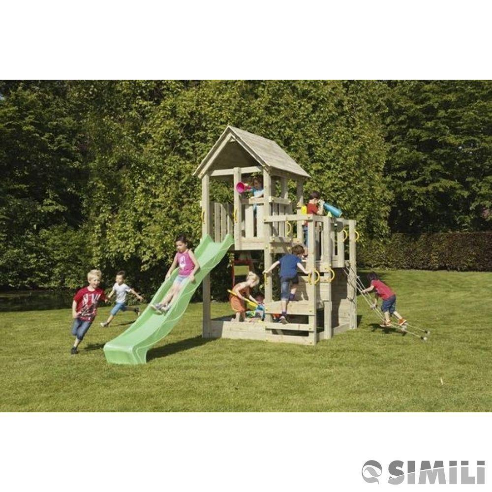 Детский игровой комплекс Самсон