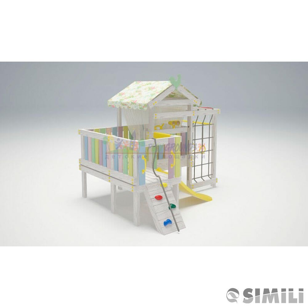 Игровые площадки Савушка для дома и дачи !