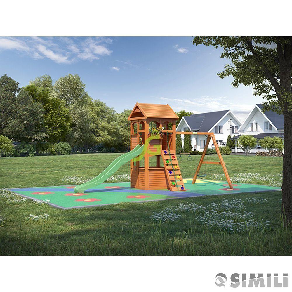 Детские игровые площадки IGRAGRAD для дома дачи и двора !