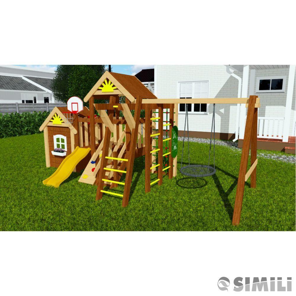 Детские Площадки для дачи и не только