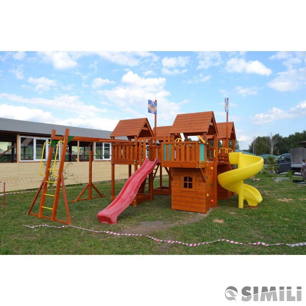 Самые лучшие детские площадки «Wickey» !