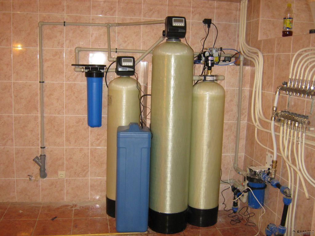 Фильтры для очистки воды из скважины или колодца