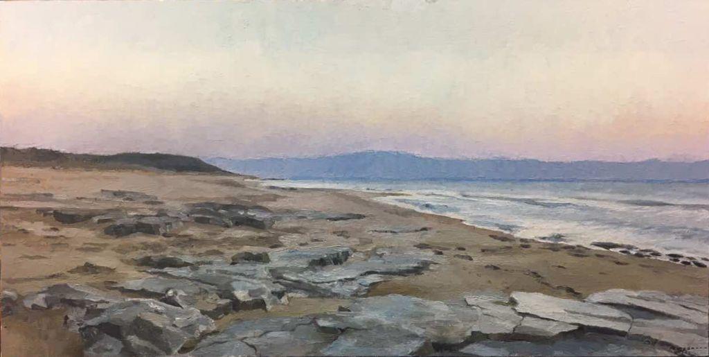 Продаю картину: автор Аксамитов Юрий, Кипр, Черепаший пляж