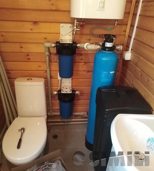 Водоснабжение, водоочистка и септик для загородного дома