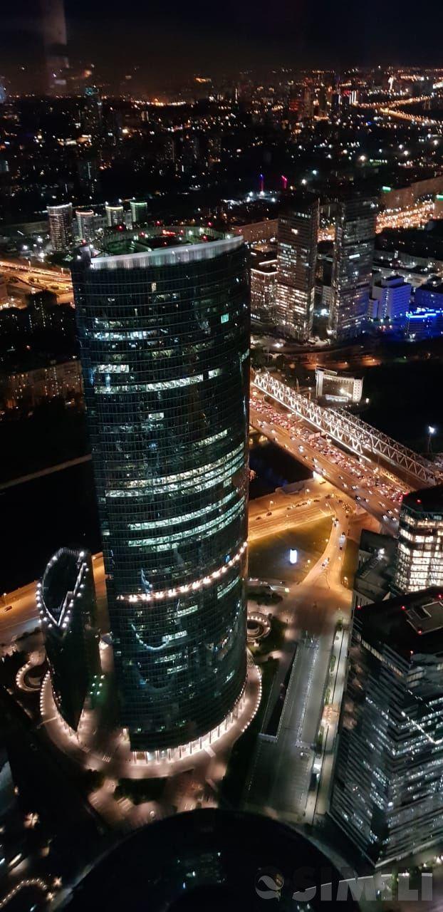 """Бонус от смотровой площадки """"Панорама 360"""" в Москва-Сити"""