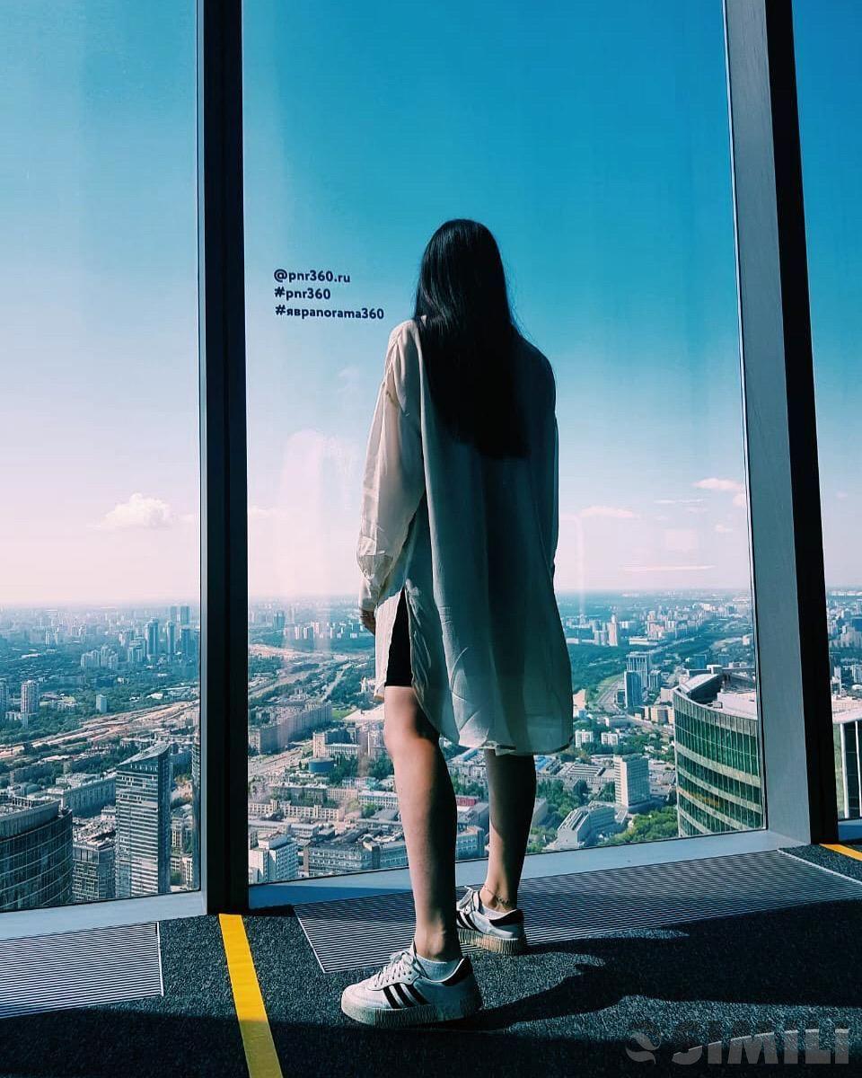 """Промокод со скидкой на билеты на PANORAMA360 и в панорамный ресторан """"360"""" на 89 этаже в М"""