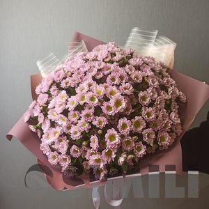 Букет свежих цветов с Бесплатной доставкой.