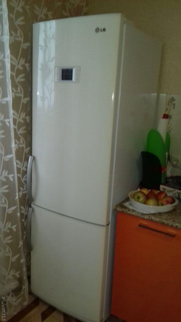 Продаю Холодильник LG GA-449 UPA, 2016 г., не дорого.