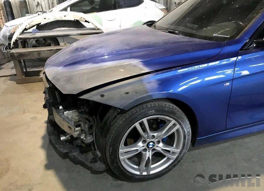 Покраска автомобилей , автосервис .