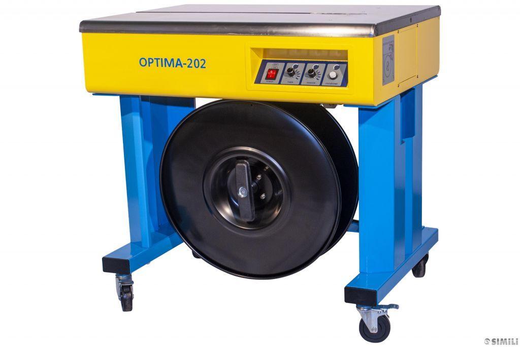 Полуавтоматическая стреппинг машина OPTIMA-202
