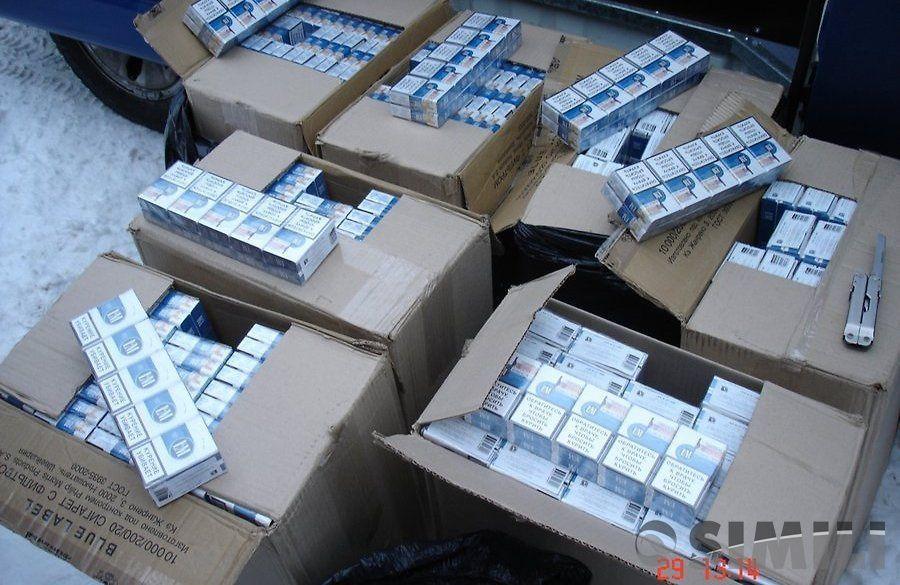 Все виды сигарет дёшево от коробки