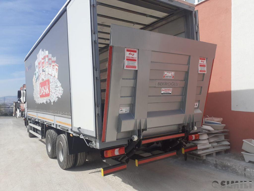 Гидроборт BHL Lift установка  сервис продажа