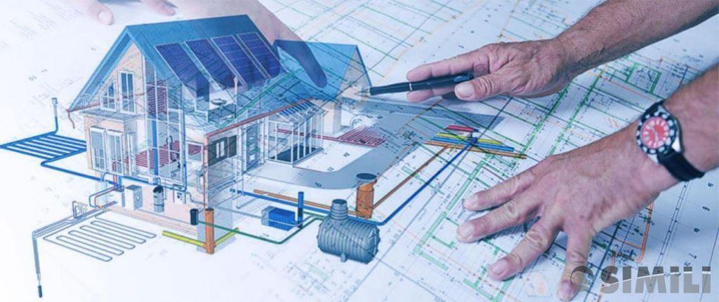 Услуги проектирования и монтаж инженерных систем
