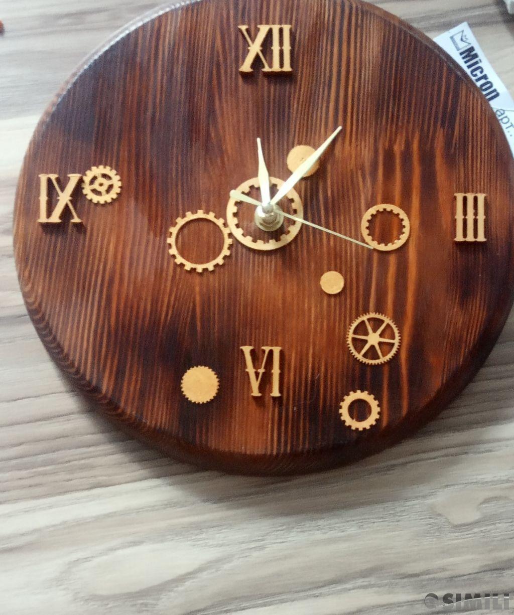 Часы ручной работы в стиле стимпанк