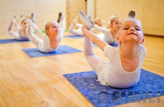 Занятия по общей гимнастике для детей
