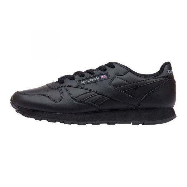Кроссовки Reebok Classic Leather Black