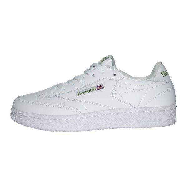 Кроссовки Reebok Club 85 All White