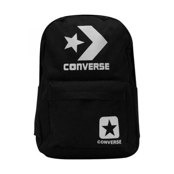 Рюкзак Converse Edc Poly Backpack Black р-р 40х27х15